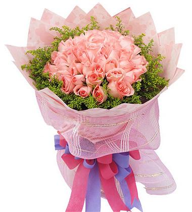 上海-粉色浪漫
