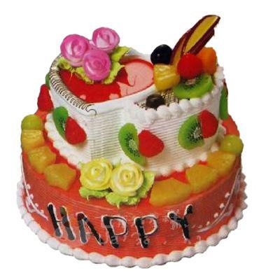上海-两层蛋糕/温情...