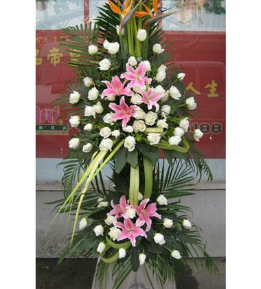 上海-祭奠鲜花10