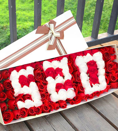 上海-520 花盒
