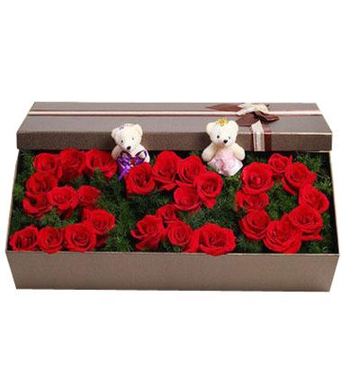 上海-520 长花盒