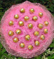 上海-巧克力花束C