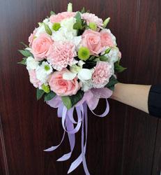 上海-新娘手捧花C