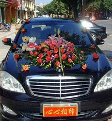 上海-走向幸福花车