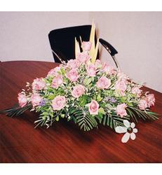 上海-会议桌花C