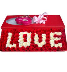 上海-love花盒