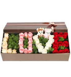 长沙-LOVE花盒-...