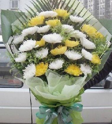 上海-清明节花束C