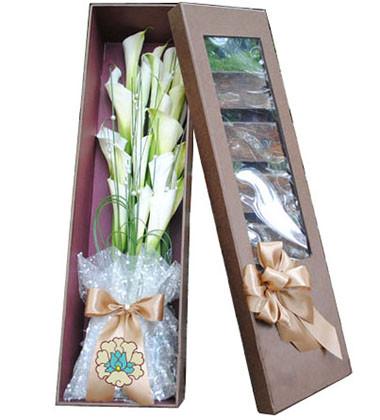 上海-马蹄莲 礼盒