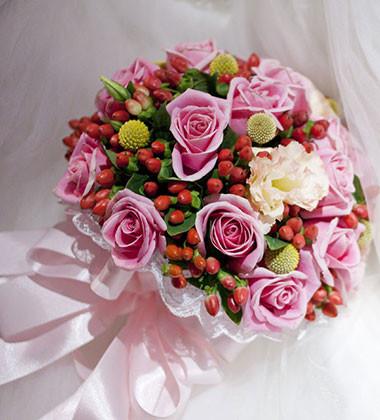上海-新娘手捧花E