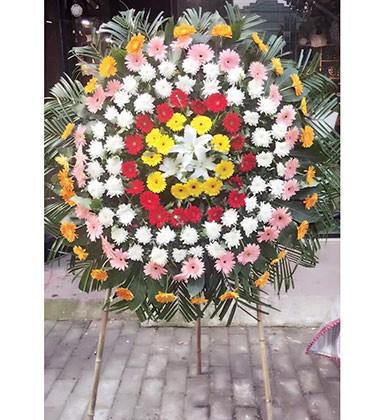 上海-花圈E