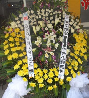 上海-祭奠鲜花6