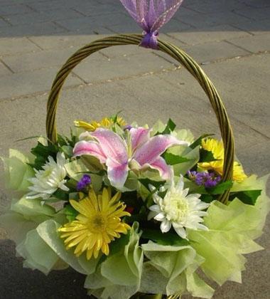 上海-祭奠鲜花5