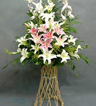 上海-祭奠鲜花9