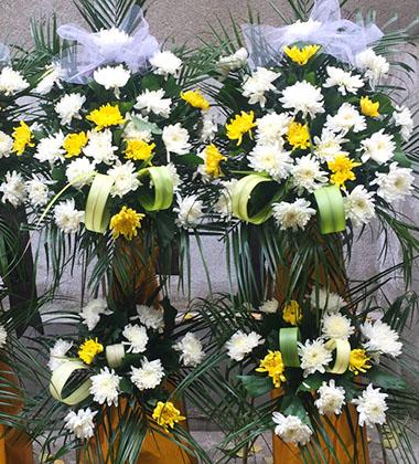 上海-祭奠鮮花13