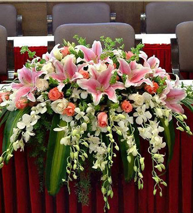 上海-讲台花B
